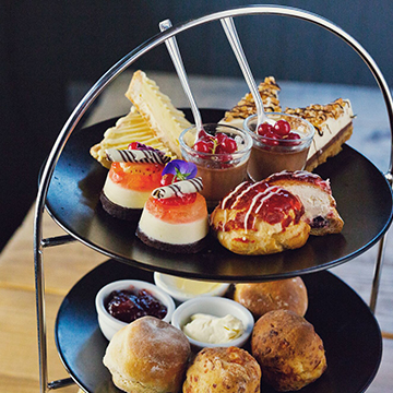 Private Dining and Afternoon Tea